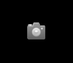 Cowboyhut mit Federn braun