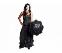 Corsage Black Beauty Gr. 38