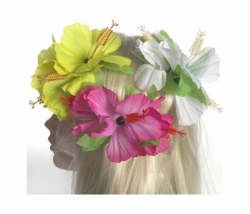 Haarspange Blume