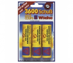 Munition 100-Schuss 3 Rollen