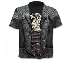 T-Shirt Motiv Gr. XL