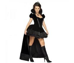 Kleid schwarz Gr. 156